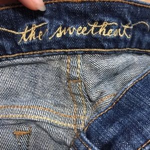 Old Navy Jeans - The Sweetheart Jean